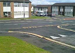 Wilton Grove Traffic Calming, Heywood
